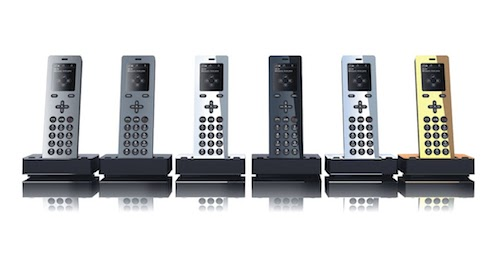 Siedle video intercom control