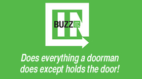 BuzzIn Virtual Doorman Solution